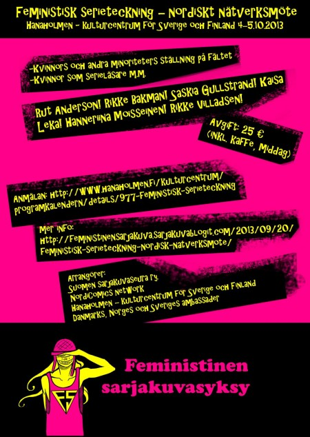 feminist comics network meeting