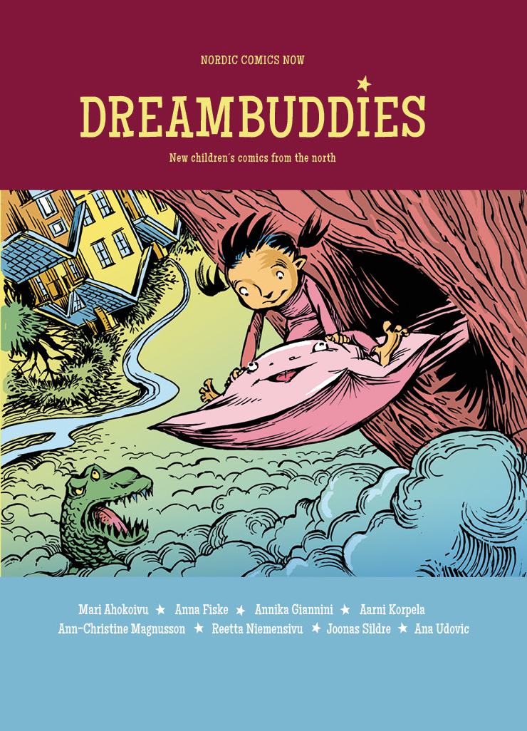 dreambuddies cover